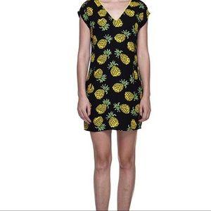 Ellison Pineapple Dress